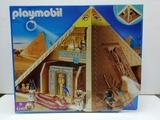 Playmobil rf 4240 piramide-2008-almacen - foto