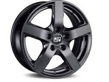 MSW 55 MATT DARK GREY 6½X16 48 - foto