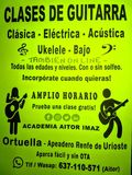 CLASES DE GUITARRA UKELELE Y BAJO BILBAO - foto