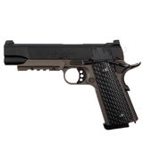 Pistola marui night warrior 1911 negra/v - foto