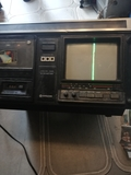 vintage TV RADIO HITACHI CKP-110 - foto