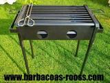 Barbacoas de carbon rooss 60 . envios gr - foto