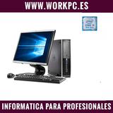 HP 8300 i5 320GB 4GB Monitor HP 17\\\\ - foto