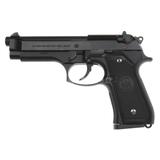 Pistola marui u.s. m9 negra - foto