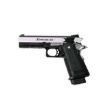 Pistola marui xtreme 45 negro/plata - foto