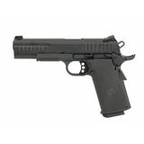 Pistola hi capa gas/co2 metalica negra - foto