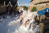 Cañón de espuma para fiestas salamanca - foto