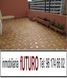 PLAYA DE SAN ANTONIO - ÁTICO C/ CAMINAS - foto