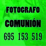 Fotografo para tu comunión - foto