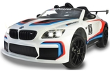 coche eléctrico BMW GT3 - foto
