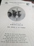 BOLETINES FRATERNIDAD COSMICA. ADONIESIS.  - foto