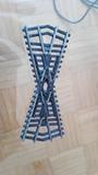 Cruces de vías (escala N) - foto