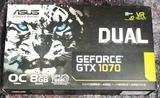 gtx 1070 dual 8gb OC - foto
