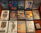 Lote de Juegos completos Sega Megadrive - foto