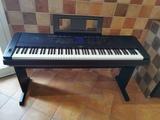 Vendo piano yamaha dgx-660 nuevo - foto