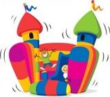 Alquiler de castillos hinchables - foto