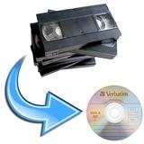 paso tus cintas de vhs a dvd - foto