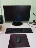 PC + Monitor + Teclado y ratón - foto