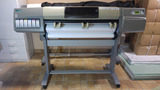 Plotter hp designjet 5000 ps - foto