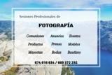 Fotografía profesional - foto