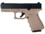 Pistola saigo glk 23 kp23 tan - foto