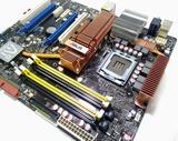 Placa base Asus P5E para CPU Intel 775 - foto