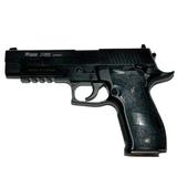 Pistola sig sauer x-five blow back  negr - foto