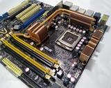 Asus P5K Deluxe Wifi para CPU Intel 775 - foto