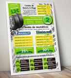 Diseño gráfico Barcelona 9 Euros - foto