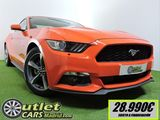 FORD - MUSTANG 2. 3 ECOBOOST 314CV MUSTANG AUT.  FASTB.  - foto