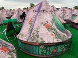Tienda de campaña Tomorrowland-tent - foto