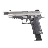 Pistola we f226 pv full metal  negra pla - foto