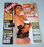 REVISTA INTERVIÚ 1999,  LEQUIO DESNUDO - foto