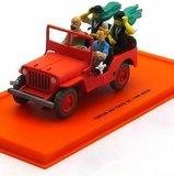 Jeep de Tintin Nuevo - foto