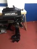 MOTOR FUERABORDA MERCURY 5 HP - foto
