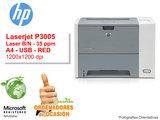 HP Laserjet P3005N - foto