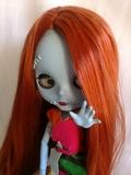 Blythe tbl custom Sally pesadilla antes - foto