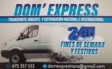 Dom\\\'express transportes urgentes - foto