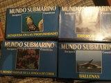 Vendo cintas VHS Mundo submarino COUSTEA - foto