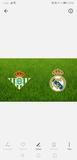 REAL BETIS BALOMPIE VS REAL MADRID - foto
