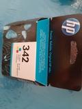 cartucho tinta impresora HP color 342 - foto