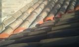 reparación de tejas y tejados - foto