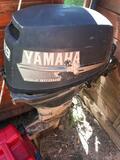 MOTOR YAMAHA 9, 9 - foto