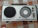 radio transistor inter niza II, DE 1977, - foto