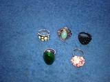 lote anillos - foto