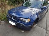BMW X3 2004 despiece completo diesel - foto