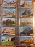 Lote  100 tarjetas telefónicas España - foto