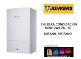 CALDERA JUNKERS CERAPUR SMART PROPANO - foto