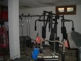 vendo gimnasio usado bancada abdominales - foto