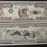 billete conmemorativo EEUU - foto